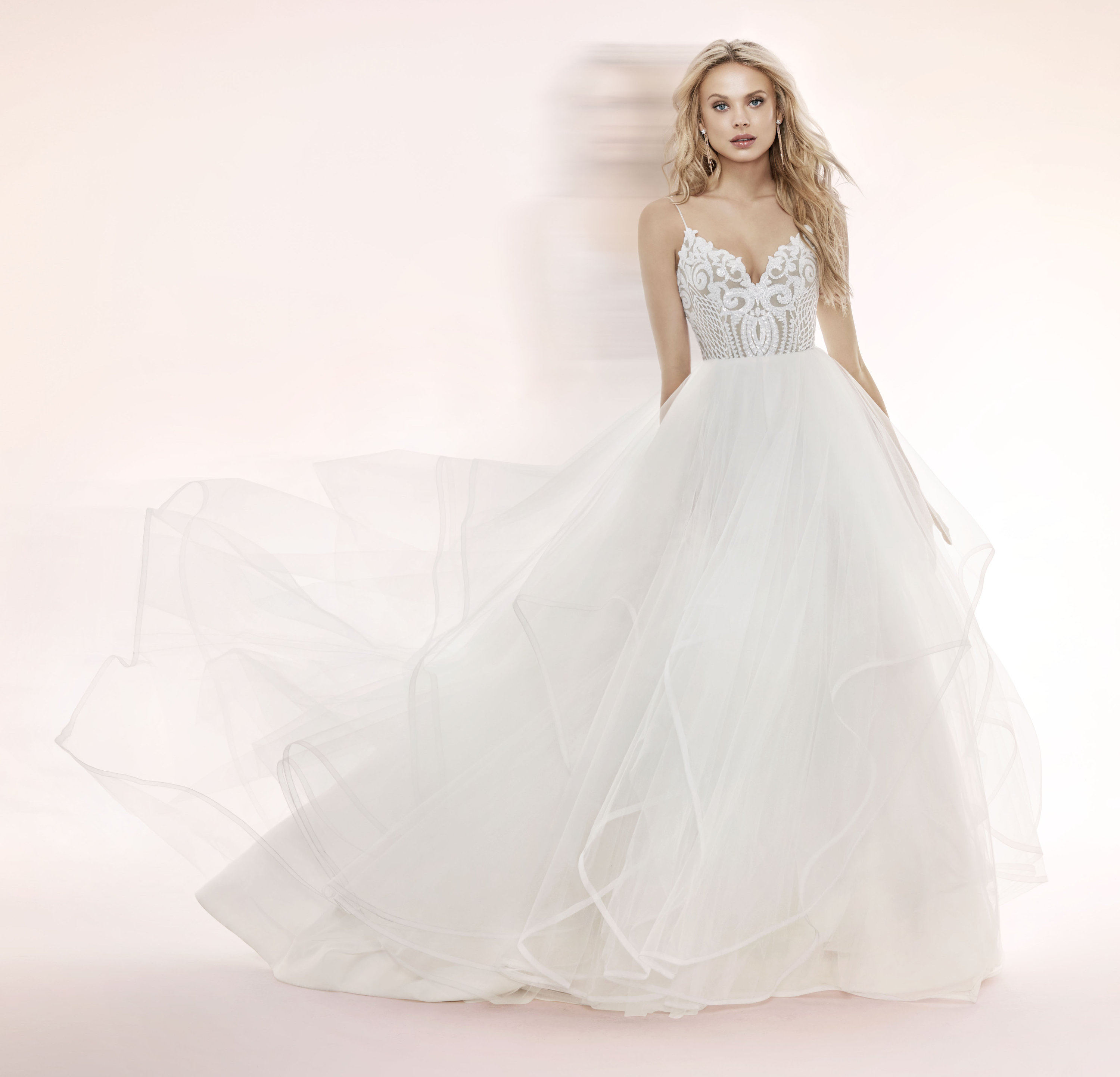 d9fe0159cf1a Blush by Hayley Paige - Annalise Bridal Boutique : Annalise Bridal Boutique